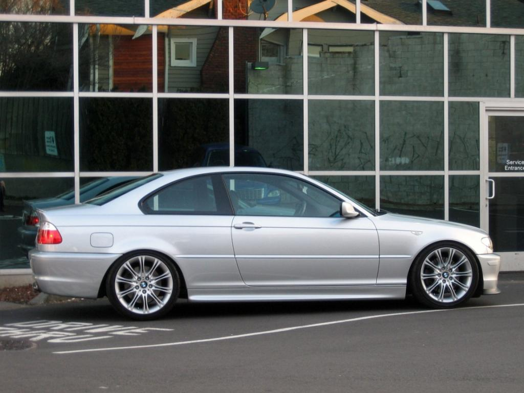 Ic Bmw Style 135 E46 Zhp 18 Quot Wheels For Sale