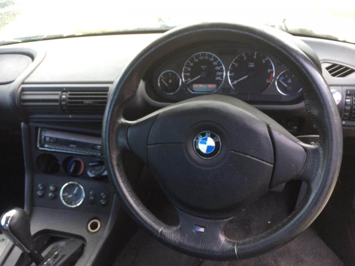 Bmw Z3 2l 1999 Parts Car Bmworld For Sale Bimmersport Co Nz