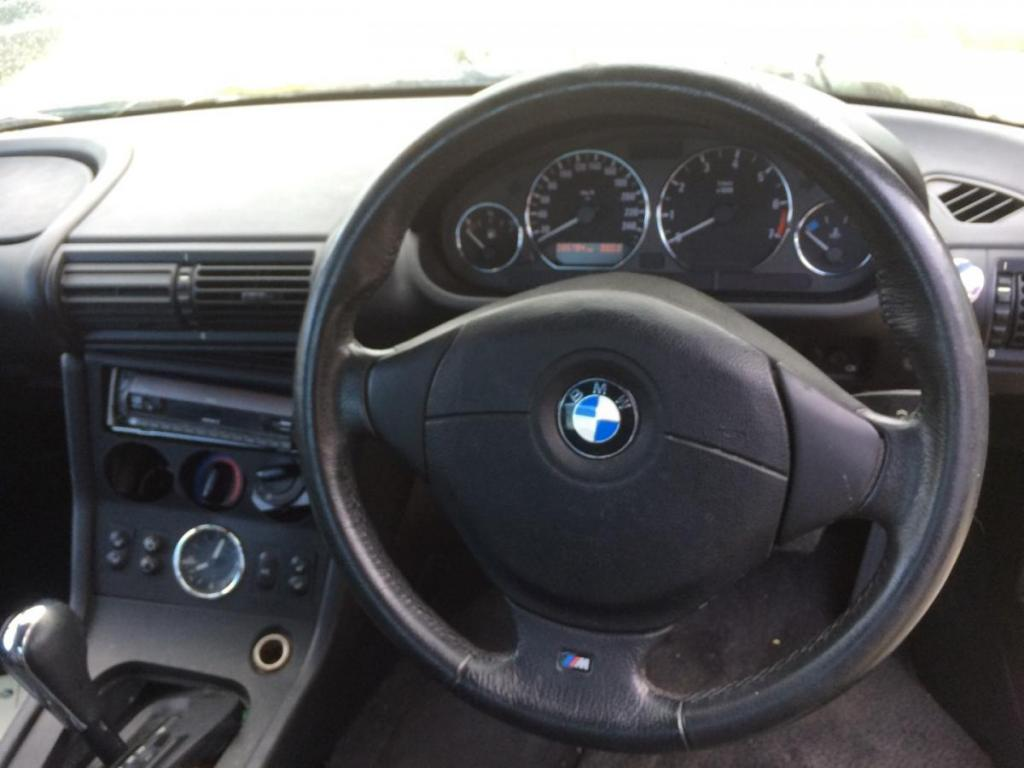 Bmw Z3 2l 1999 Parts Car Bmworld For Sale Bimmersport