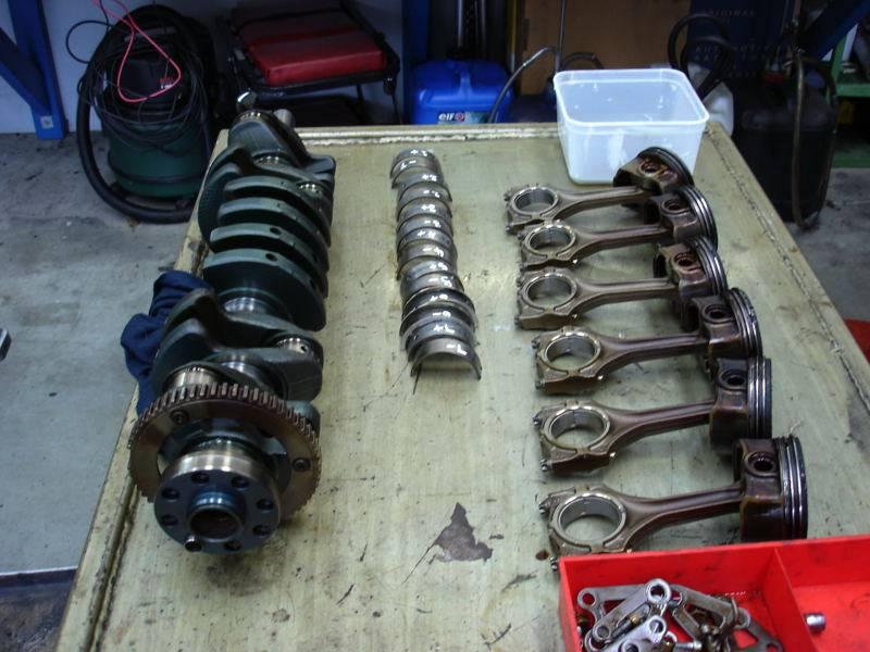 M54B30 Stroker kit - For Sale - bimmersport co nz