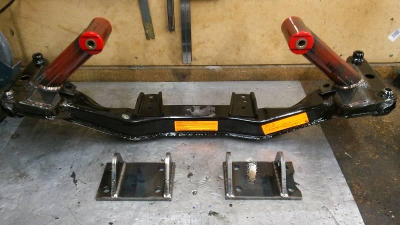 BMW E36 - 1UZ-FE Lexus / Toyota V8 Conversion Kit Parts