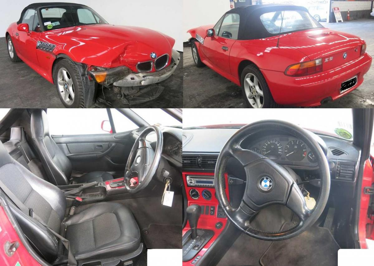 Bmw Z3 Parts Car New Stock In At Bm World For Sale