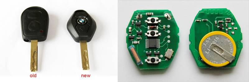 DIY: E46 Retrofit Infrared to Radio Frequency remote control