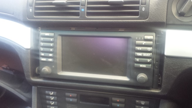 E39 Aux-Adapter for 16:9 Screen - Audio & In Car
