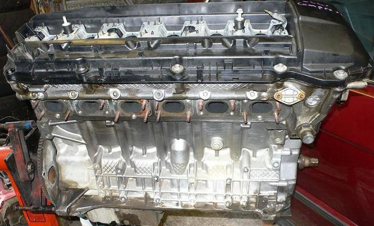e46 330i m54 3L engine block ,stroker kit crank rods