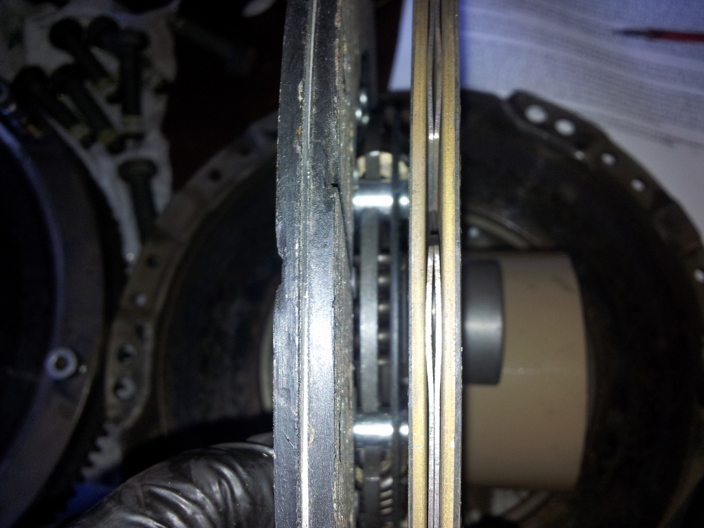 New V Old clutch plate.jpg