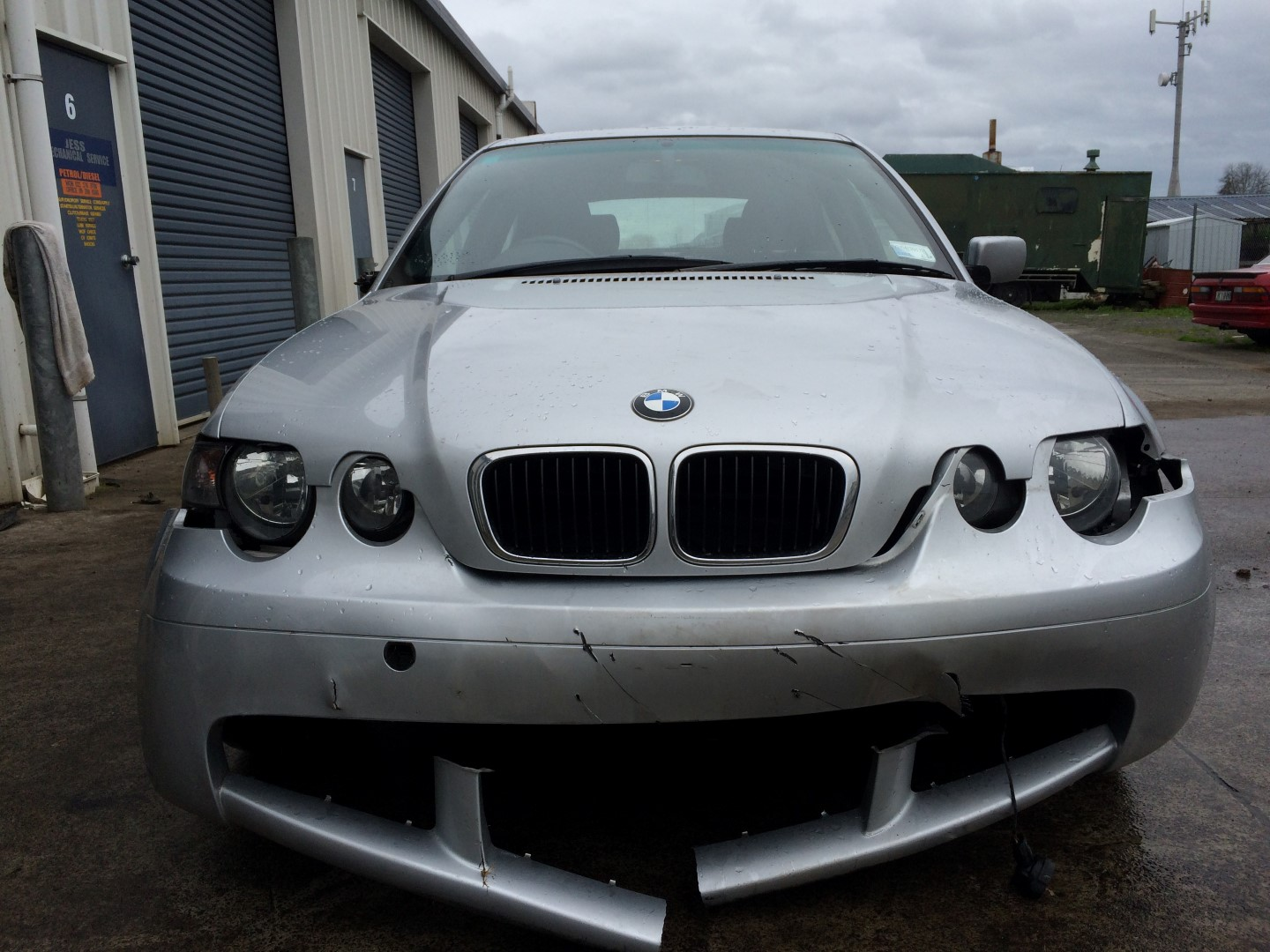 Bmw 318ti 2003 E46 Motorsport Parts Car Bmworld For