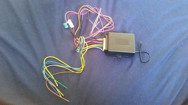 E36 Remote Central Locking