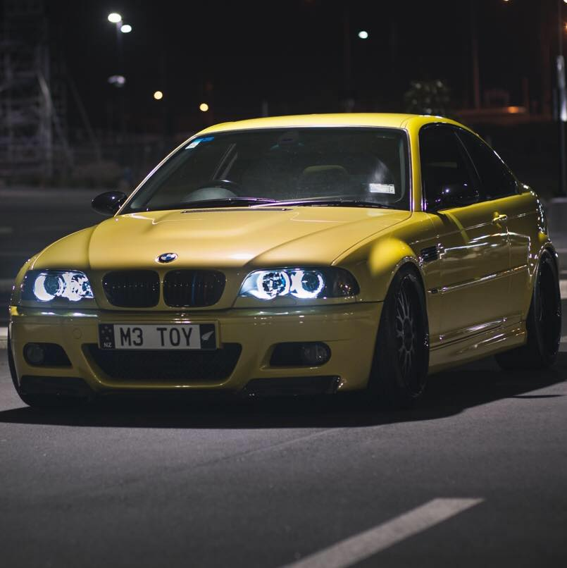 For Sale: 2002 BMW E46 M3 Manual