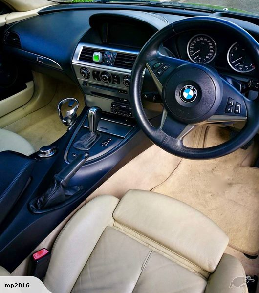 Reasonably Priced Sports Cars: Reasonably Priced 2007 E63 650i In Welly