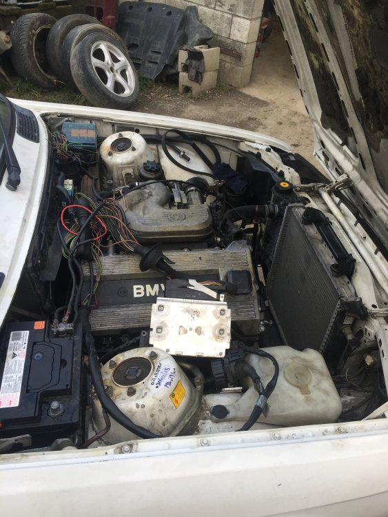E30 M42 Swap - Projects - bimmersport co nz