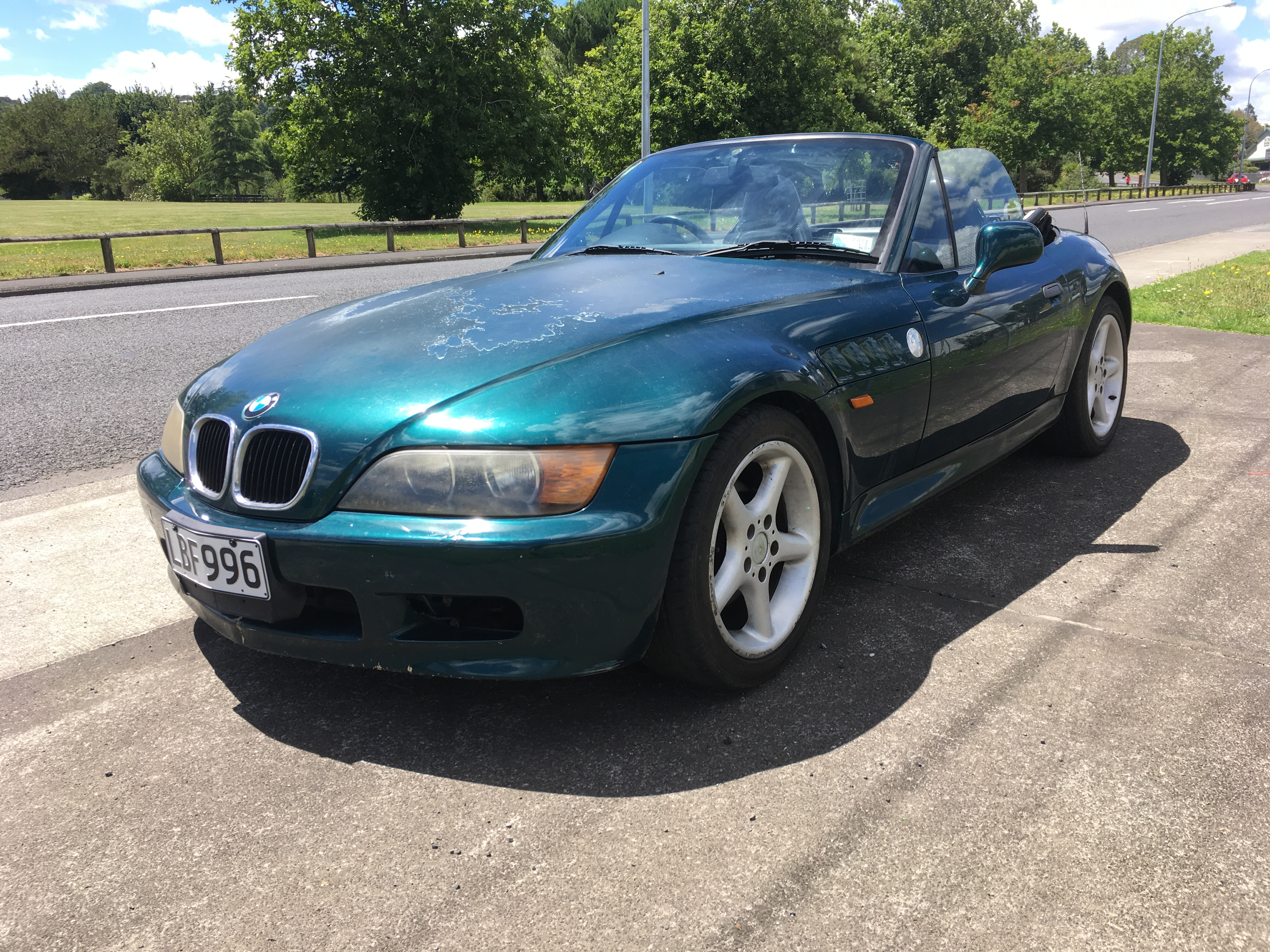 Bmw 1998 Z3 2750 Cheap For Sale