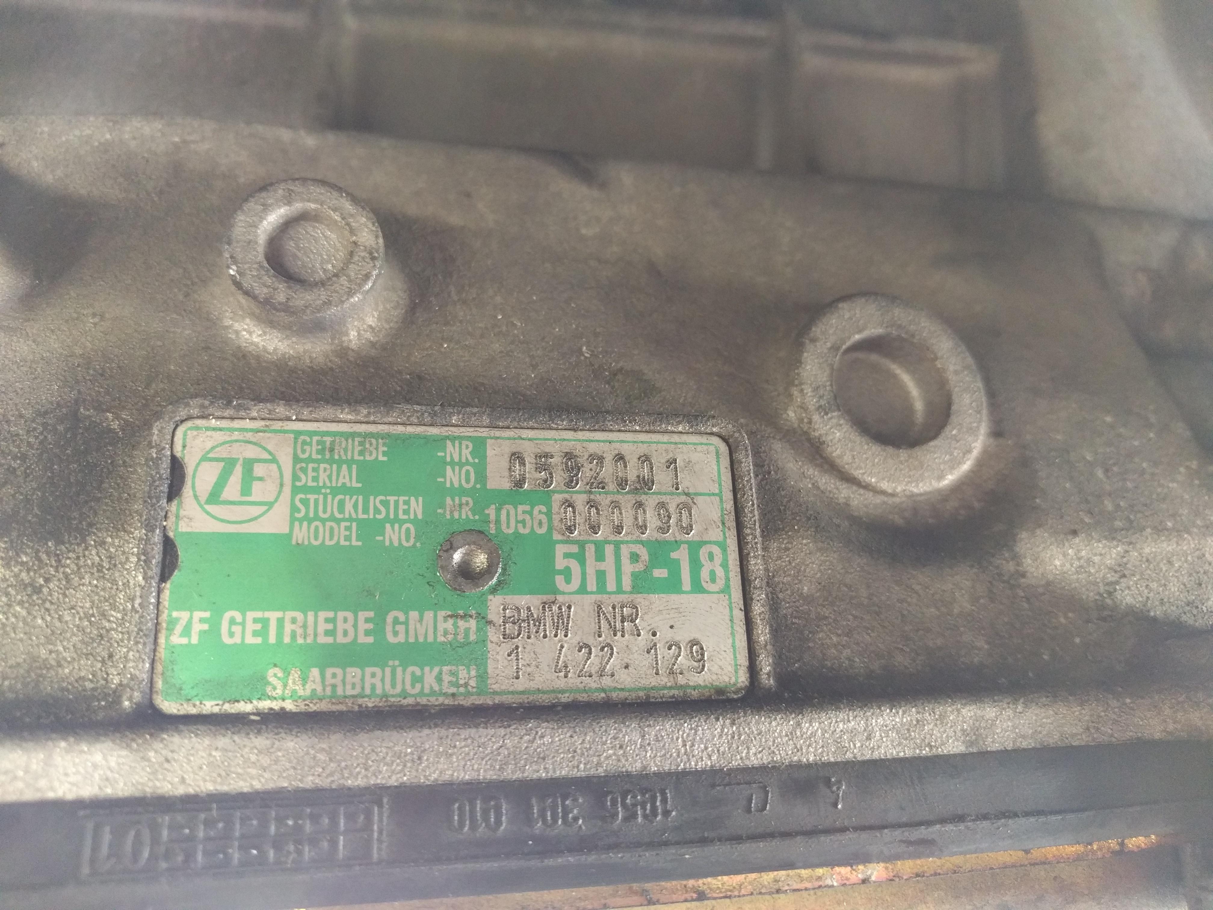 E34 Auto Transmission Fitment Issues Maintenance Bmw Tcu Wiring Diagram Img 20180206 141610