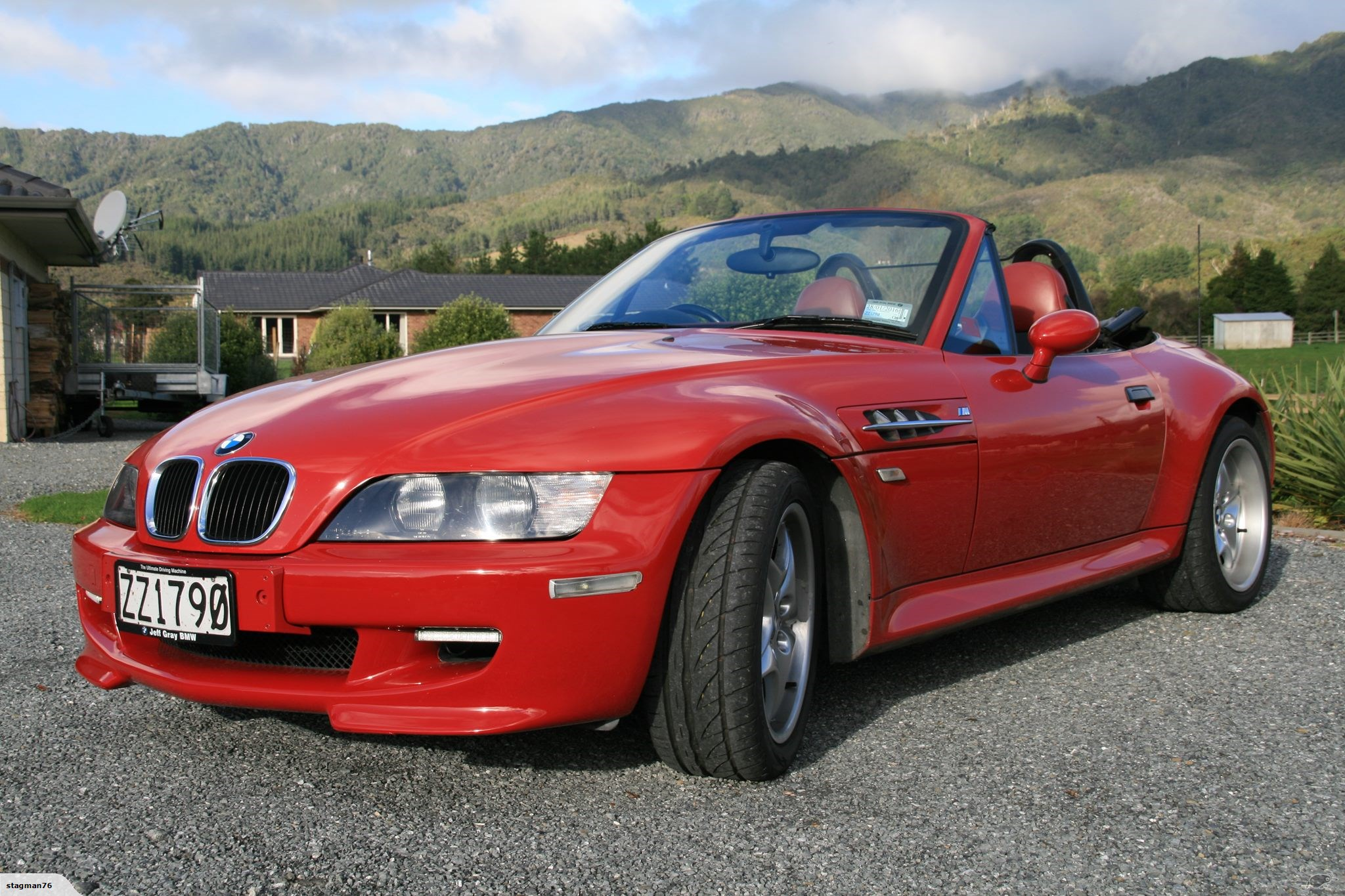 1999 Z3 M Roadster A Rare Beasty For Sale In Welly