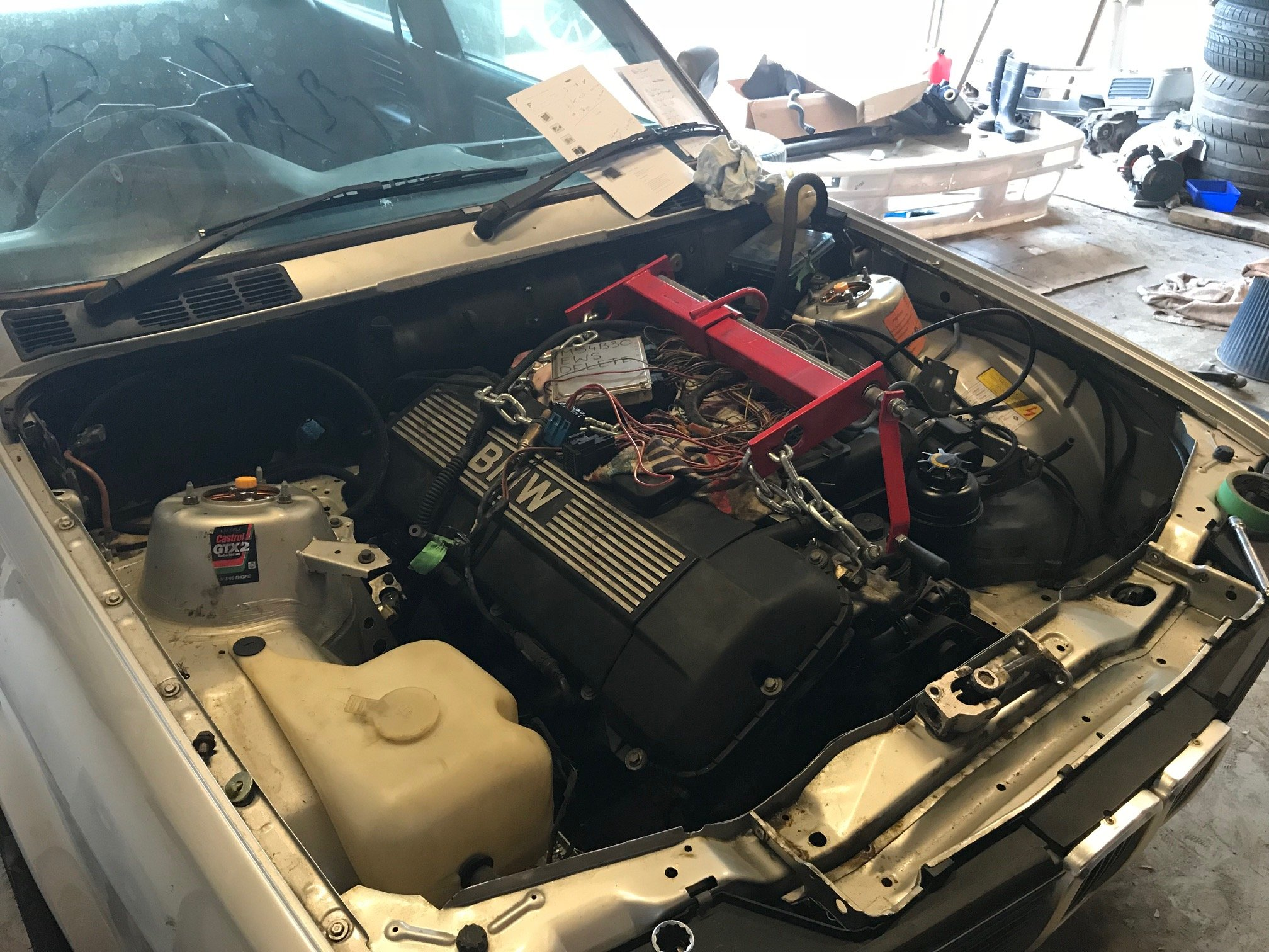 E30 Coupe - Engine swap to M54B30 & too many other mod's - Page 2