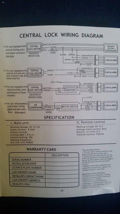 E46 Door Wiring Diagram