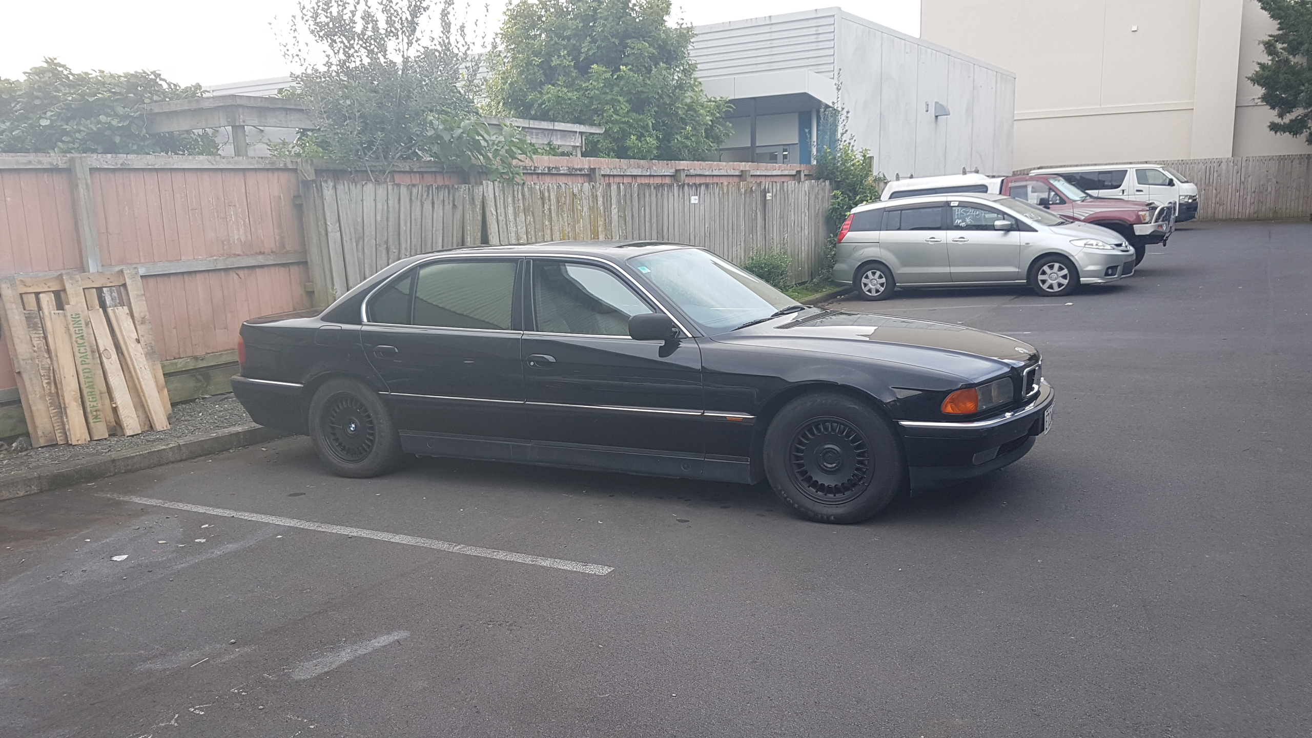 Black Betty E38 750il Projects Bimmersport Co Nz